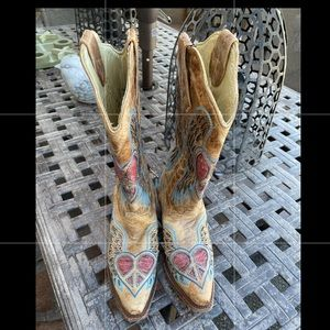 Excellent Condition Old Gringo Boots